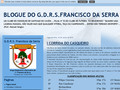 Pormenores : BLOGUE DO G.D.R.S. FRANCISCO DA SERRA