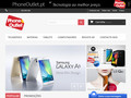 Pormenores : PhoneOutlet