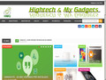 Pormenores : Hightech & My Gadgets