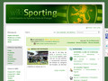 Pormenores : Wiki Sporting